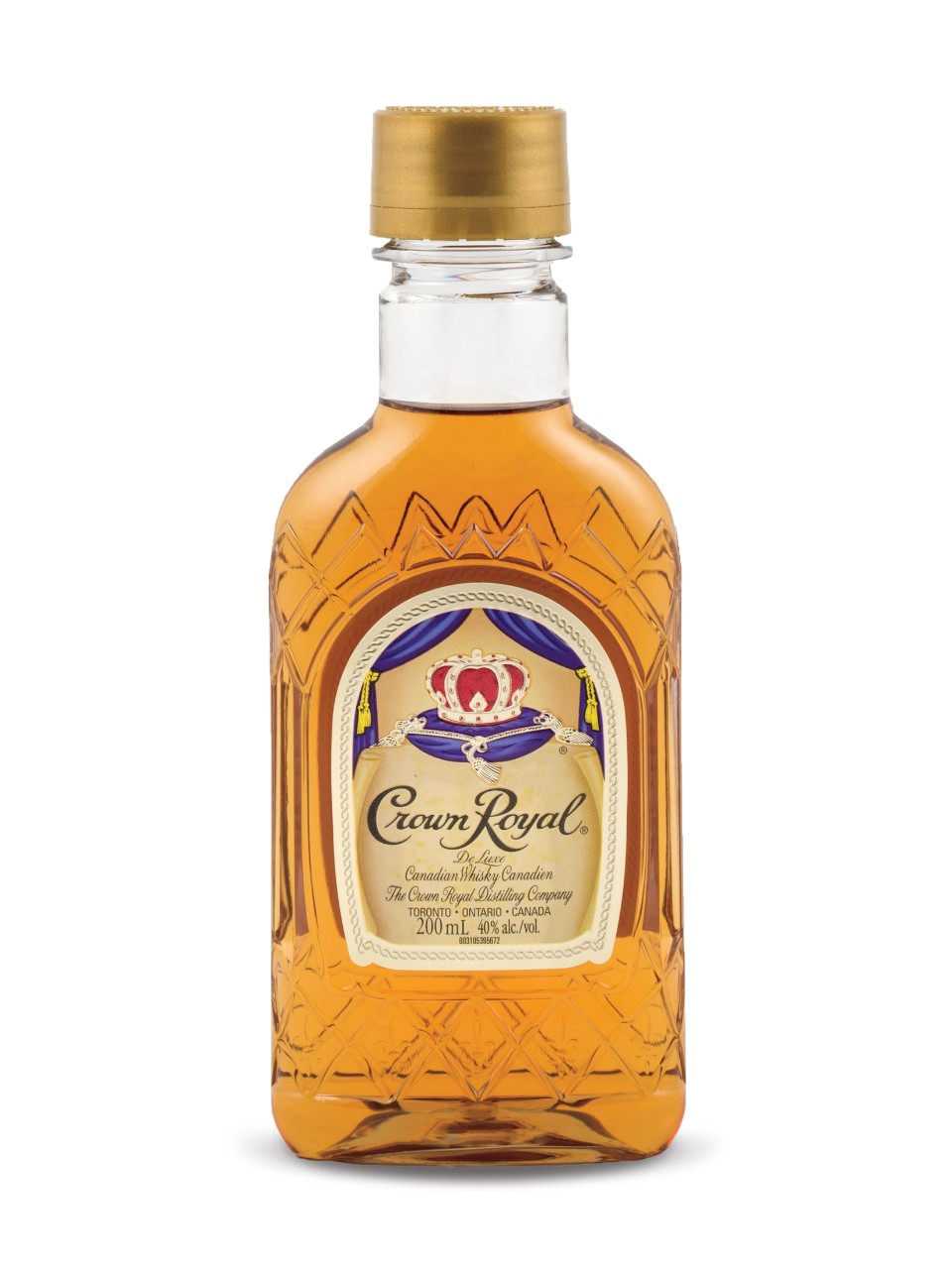 Crown Royal Whisky (PET)