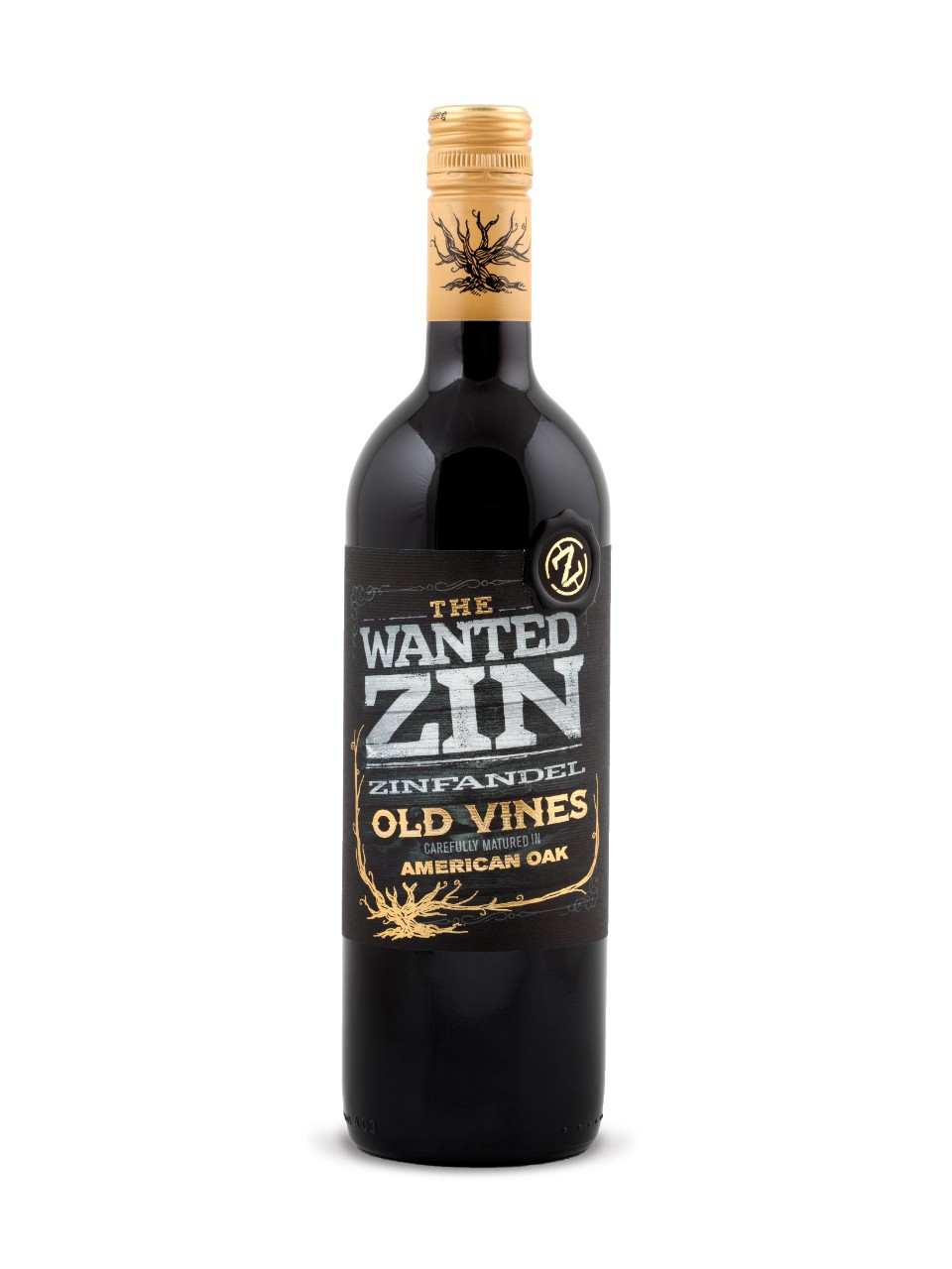 The wanted zin old vines zinfandel igt lcbo for Food wine bar zinfandel