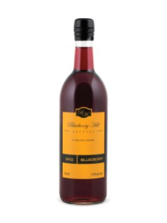 Blueberry Hill Estates Blueberry Wine