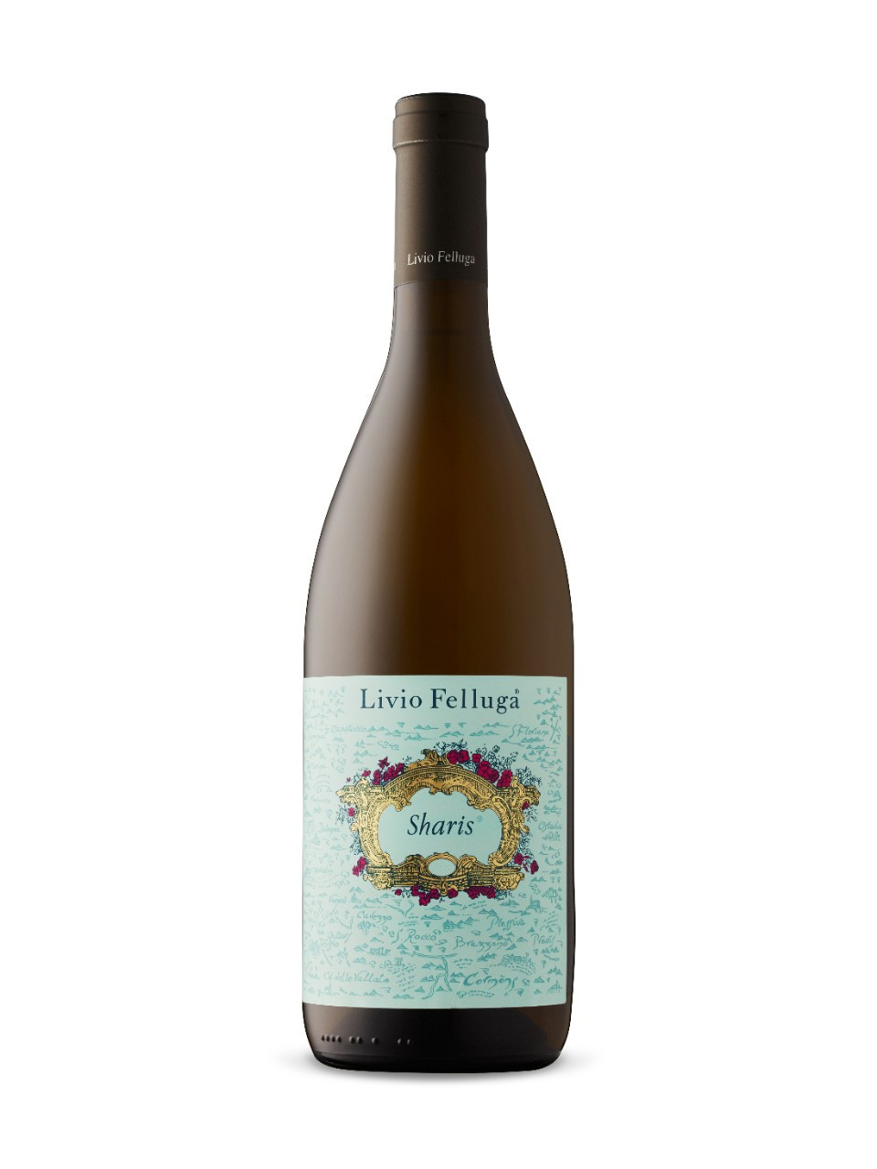 Sharis Bianco Livio Felluga 2016