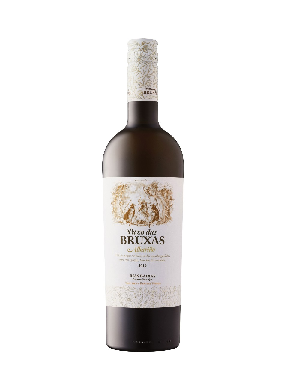 Image for Pazo das Bruxas Albariño 2016 from LCBO