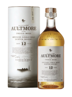 Aultmore 12 Year Old Speyside Single Malt Scotch Whisky