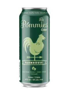 Pommies Farmhouse Cider