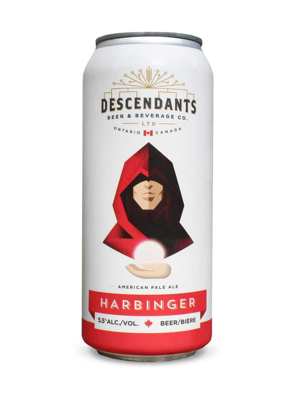 Image for Descendants Harbinger American Pale Ale from LCBO