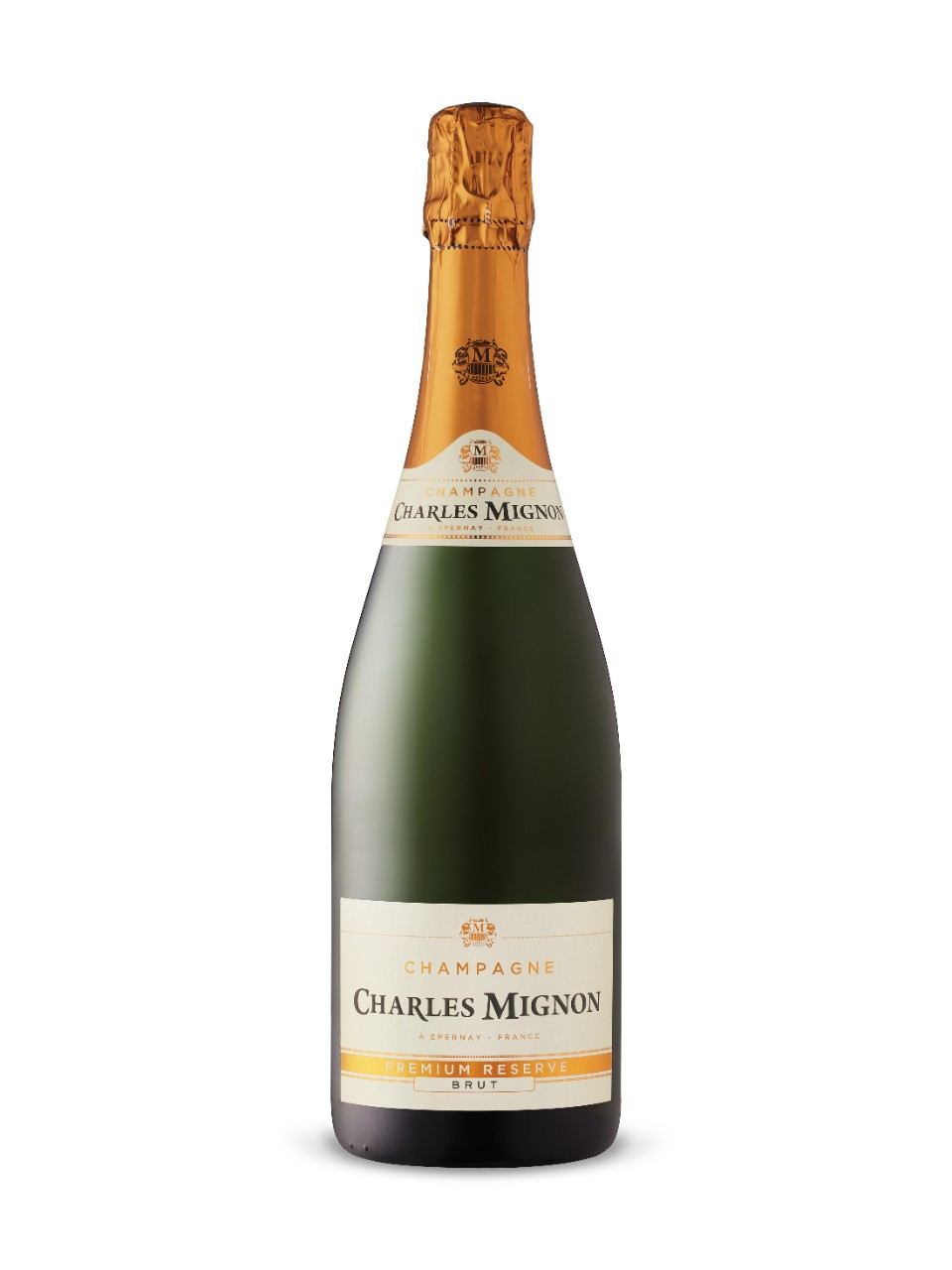 Image for Charles Mignon Premium Réserve Brut Champagne from LCBO
