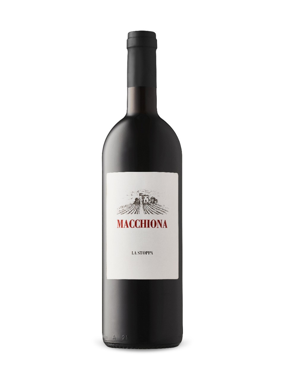 Image for La Stoppa Macchiona 2009 from LCBO