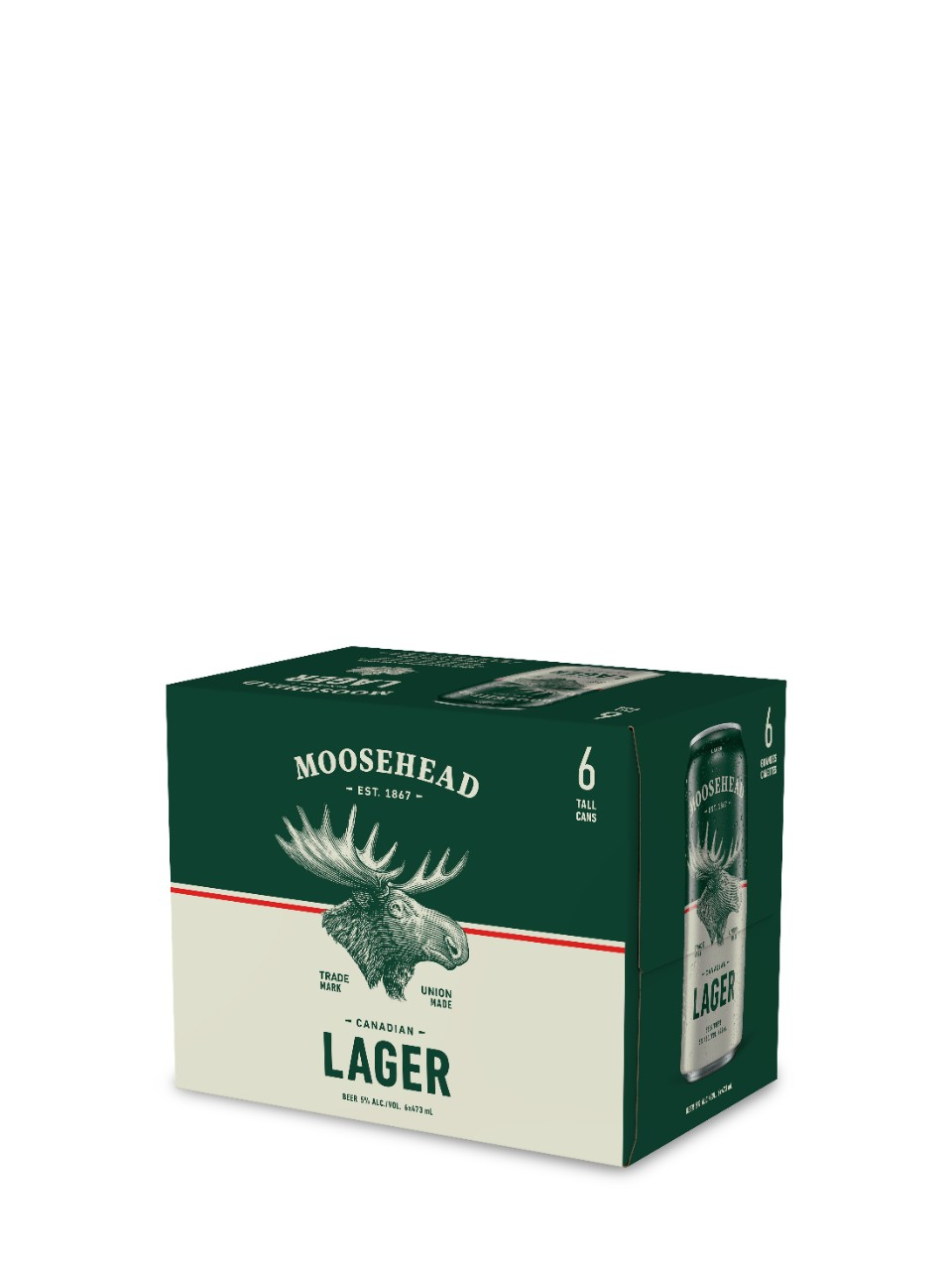 Image for Moosehead Lager from LCBO