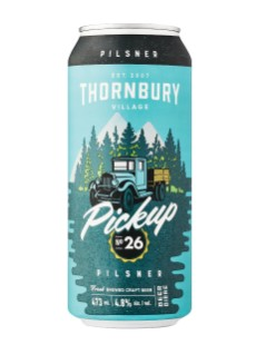 Thornbury Village Pickup No.26 Pilsner