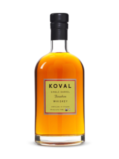 Bourbon Whiskey Koval Single Barrel
