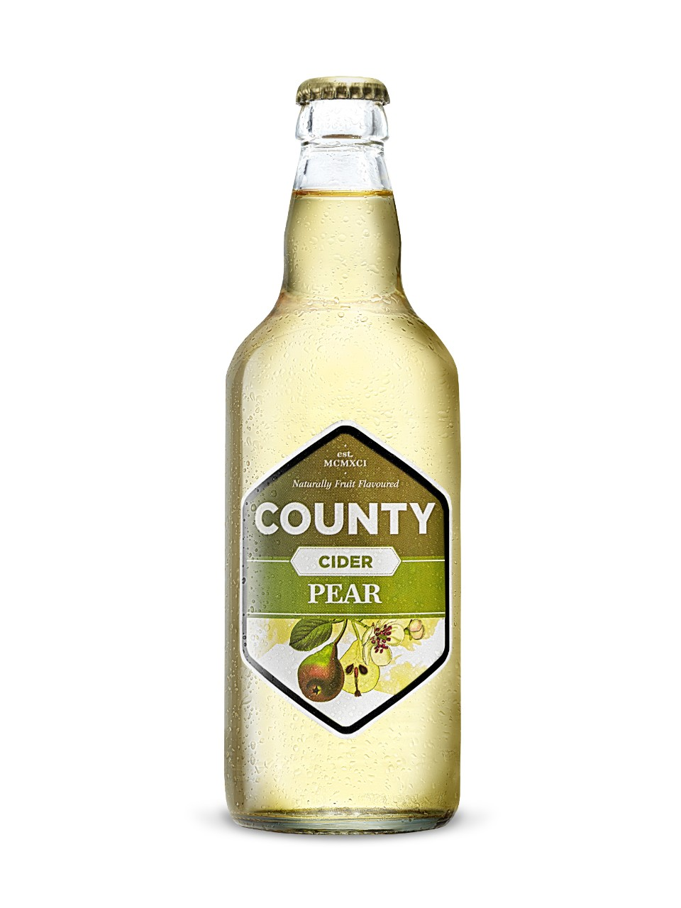 Image for County Pear Cider from LCBO