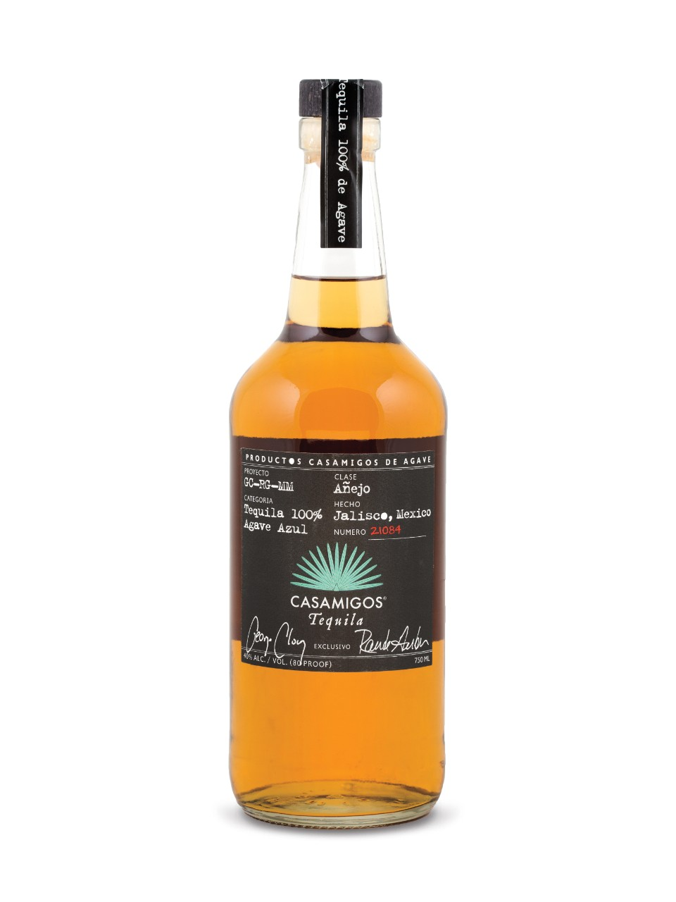 Image for Casamigos Tequila Anejo from LCBO