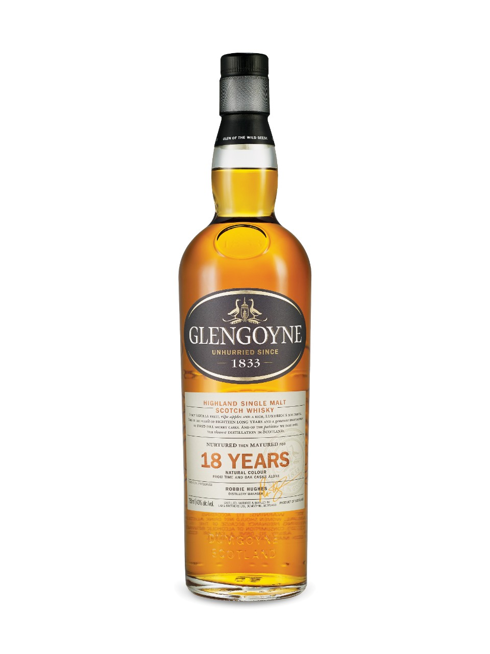 Image for Glengoyne 18 Year Old Highland Single Malt Scotch Whisky from LCBO