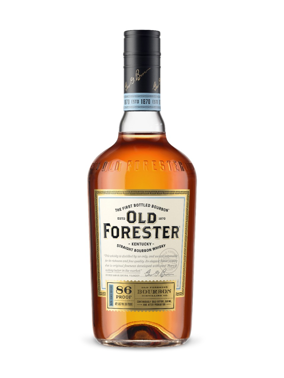 Image for Old Forester from LCBO