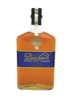Single Malt Whiskey Prichard's