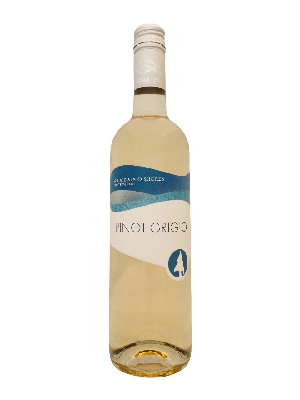 Image for Sprucewood Shores Pinot Grigio VQA from LCBO