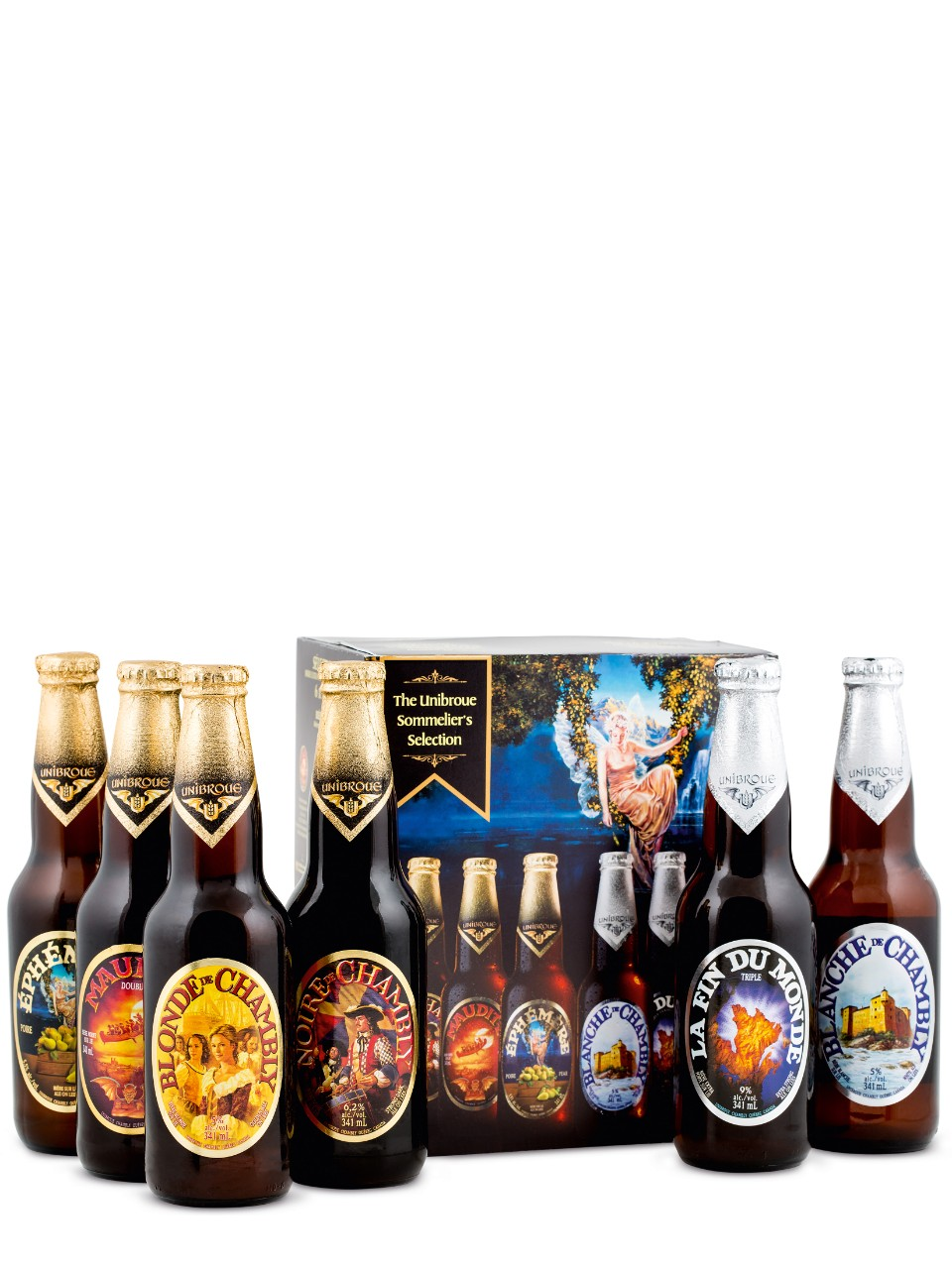 Unibroue Sommelier Gift Pack