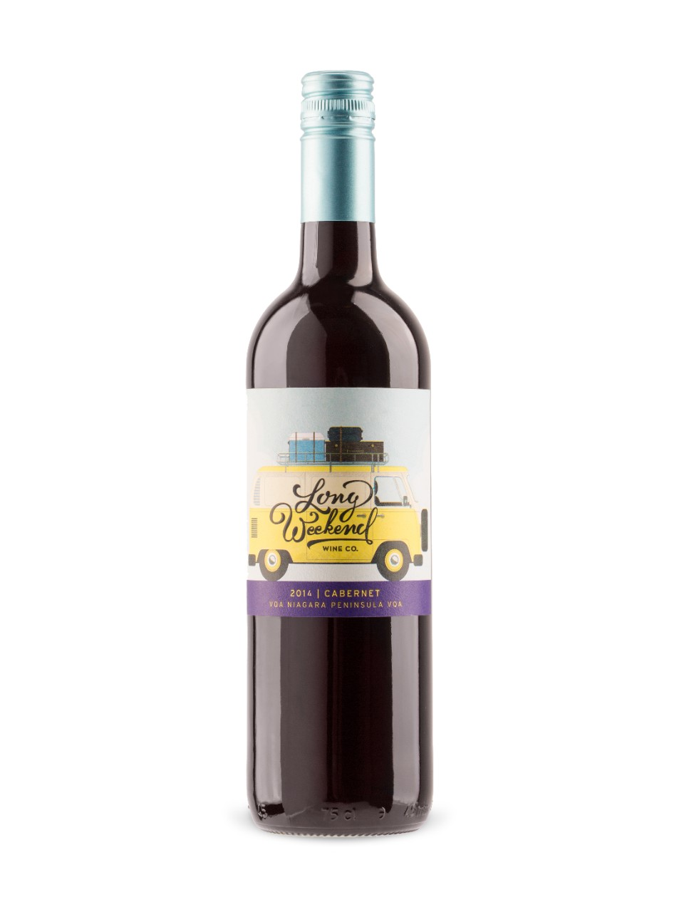 Image for Long Weekend Wine Co. Cabernet VQA from LCBO