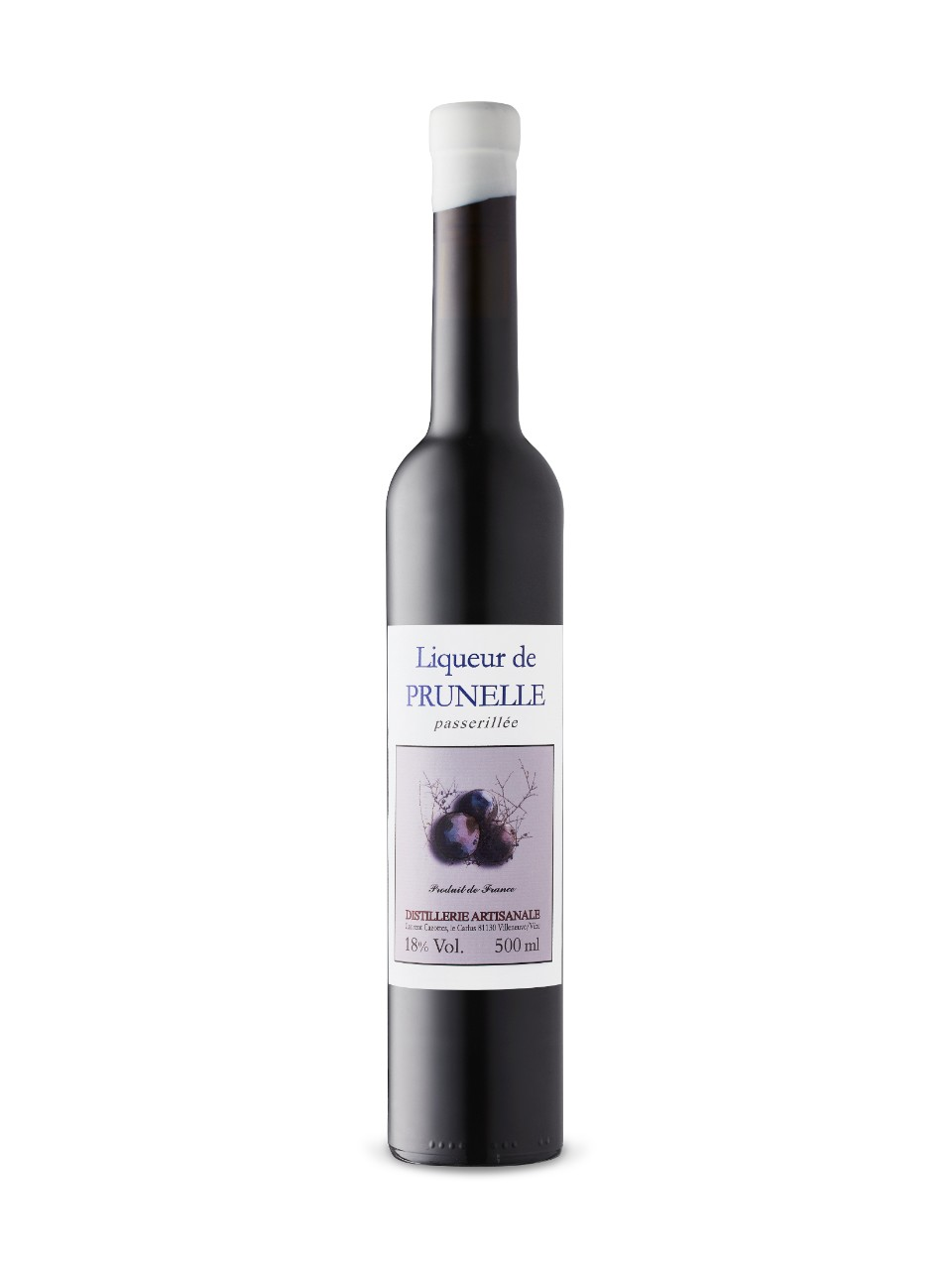 Image for Cazottes Prunelles Sauvage from LCBO