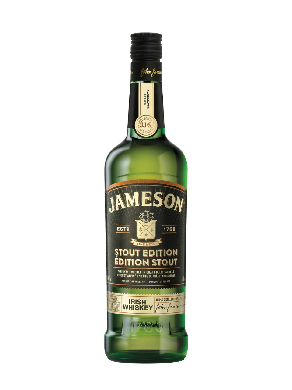 Jameson Caskmates Stout Irish Whiskey from LCBO
