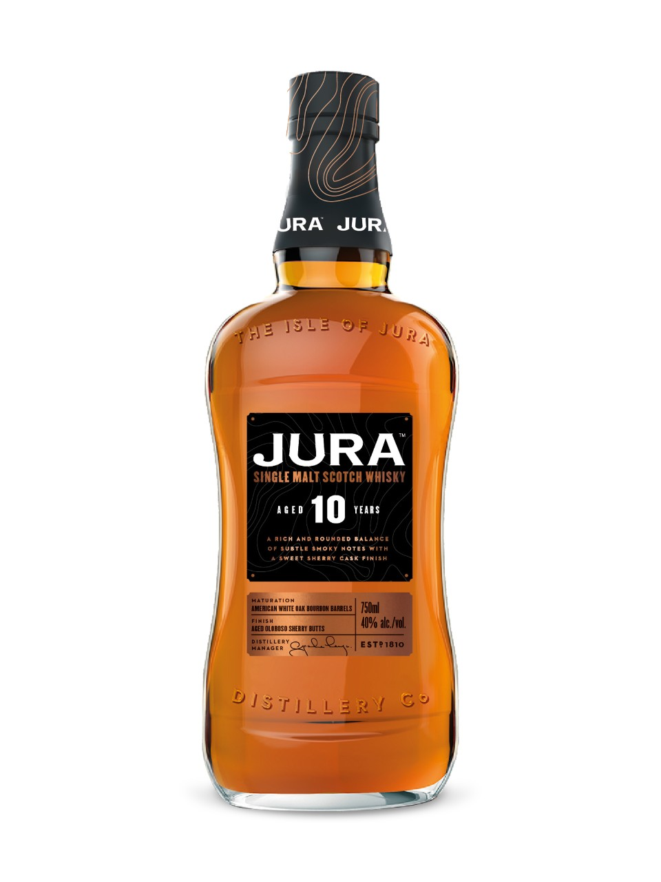 Image for Jura Origin 10 Year Old Single Malt Scotch Whisky from LCBO
