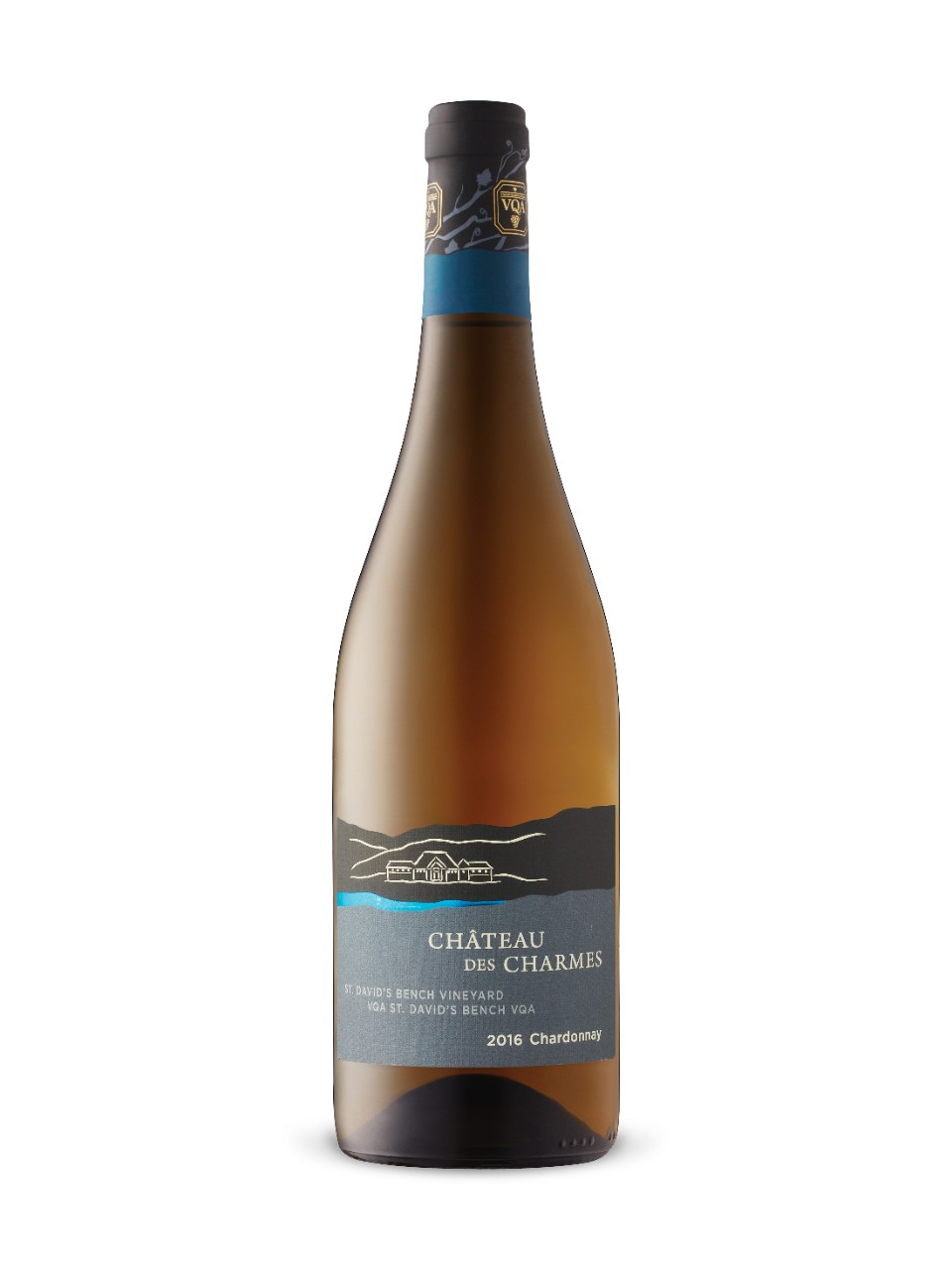Image for Château des Charmes St. David's Bench Vineyard Chardonnay 2015 from LCBO
