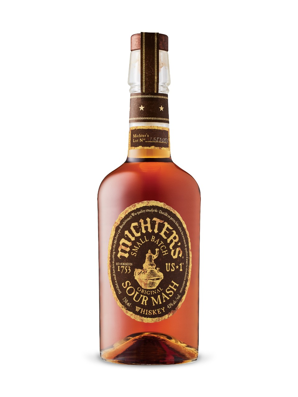 Image for Michter's US-1 Original Small Batch Sour Mash Whiskey from LCBO