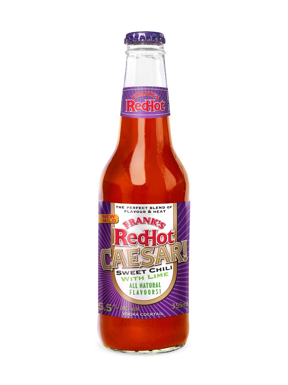 Frank's Redhot Caesar! Sweet Chili Lime