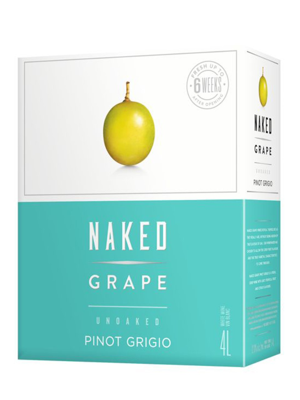 Naked Grape Pinot Grigio from LCBO