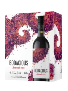 Bodacious Smooth Red