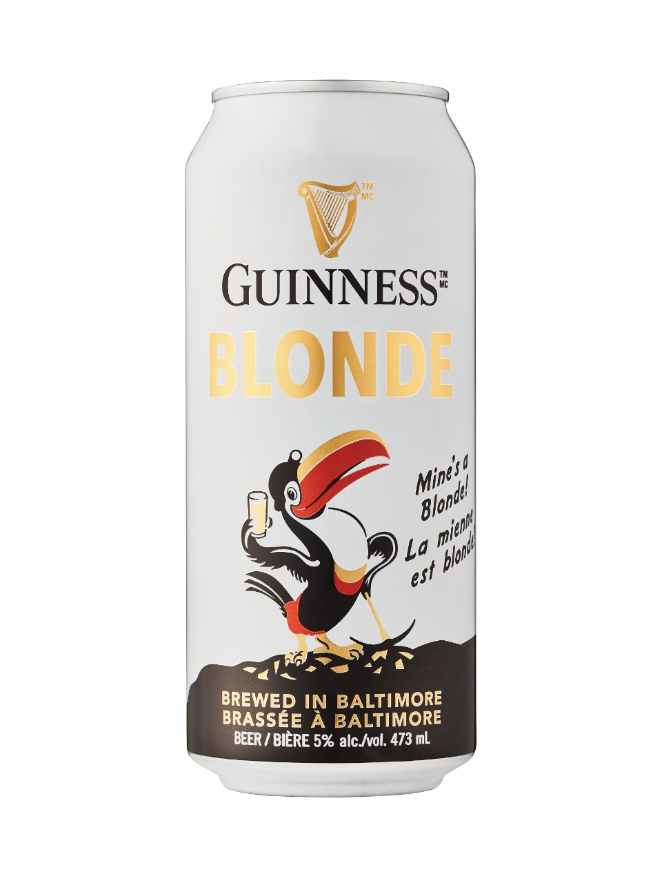 Image for Guinness Blonde American Lager from LCBO