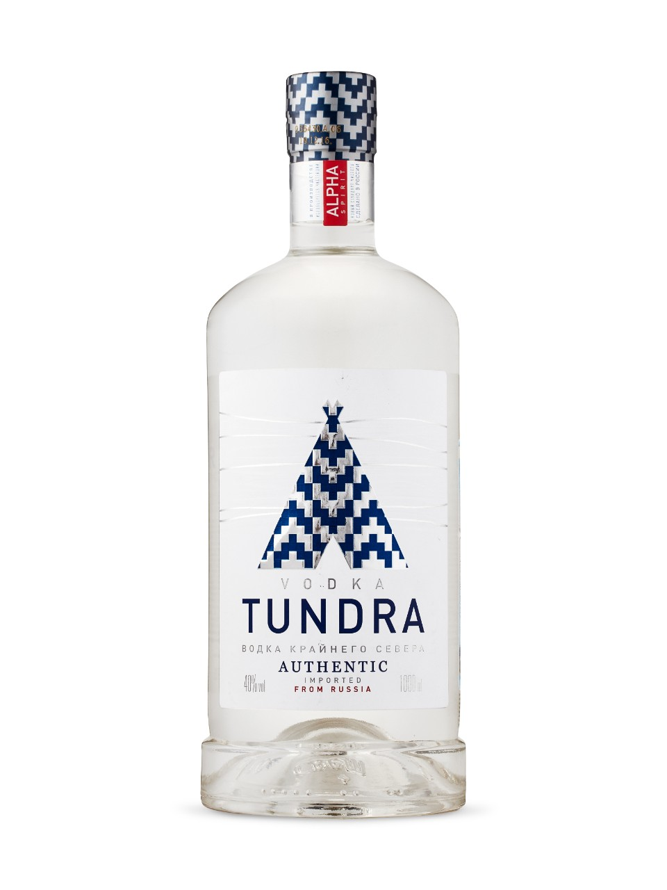 Image for Tundra Authentic Vodka from LCBO