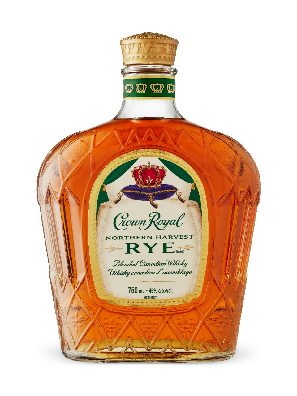 Crown Royal Northern Harvest Rye from LCBO