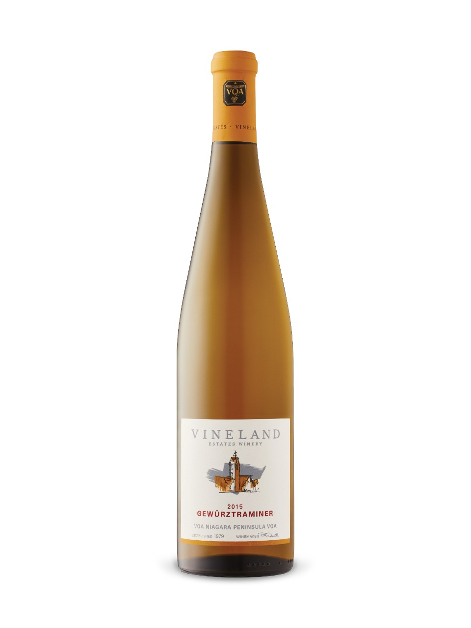 Image for Vineland Estates Gewürztraminer 2015 from LCBO