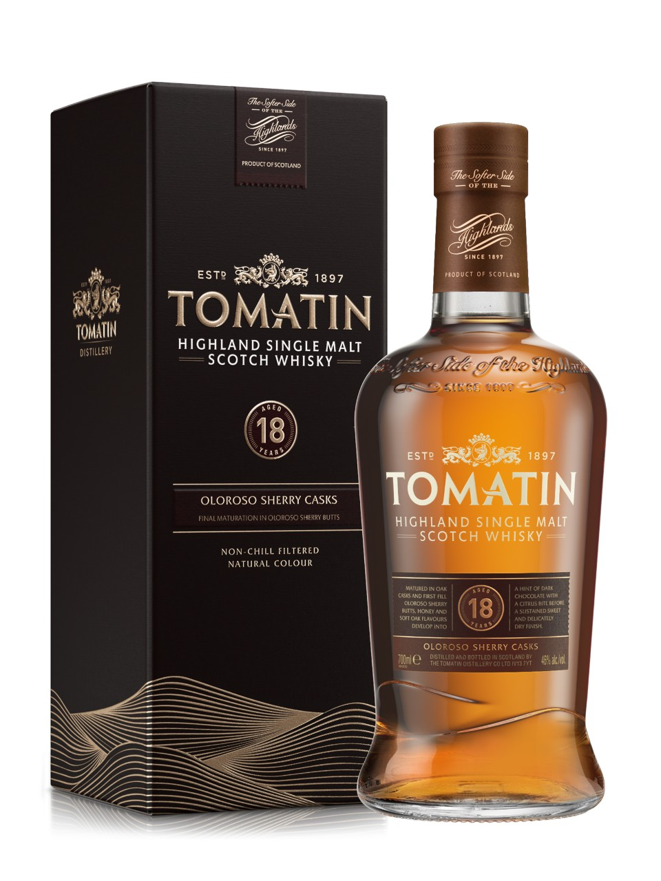 Image for Tomatin 18 Year Old Highland Single Malt Scotch Whisky from LCBO