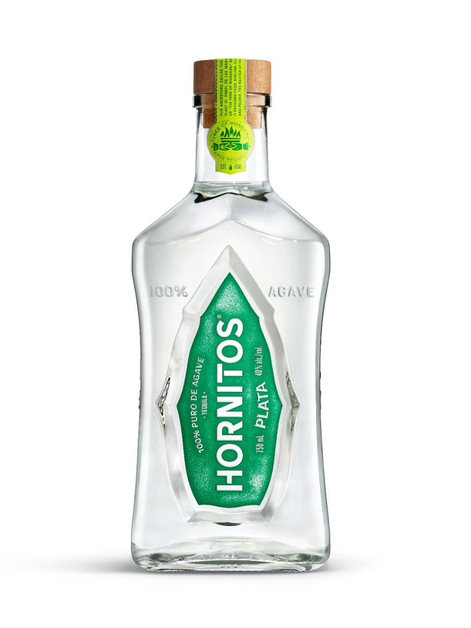 Image for Sauza Hornitos Plata Tequila from LCBO