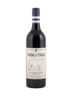 Farm To Table Cabernet Merlot