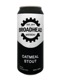 Broadhead Night Shift Stout
