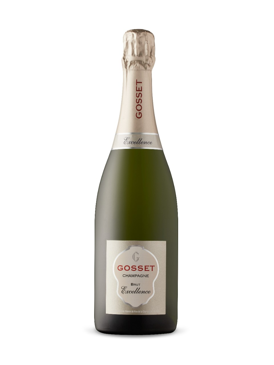 Image for Champagne Gosset Excellence Brut from LCBO