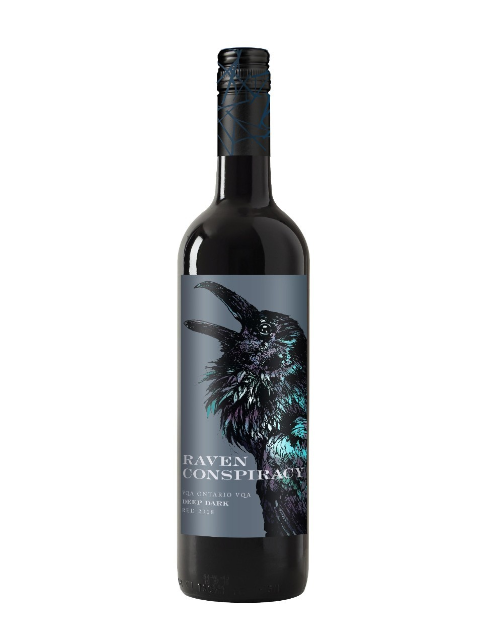 Image for Raven Conspiracy Deep Dark Red VQA from LCBO