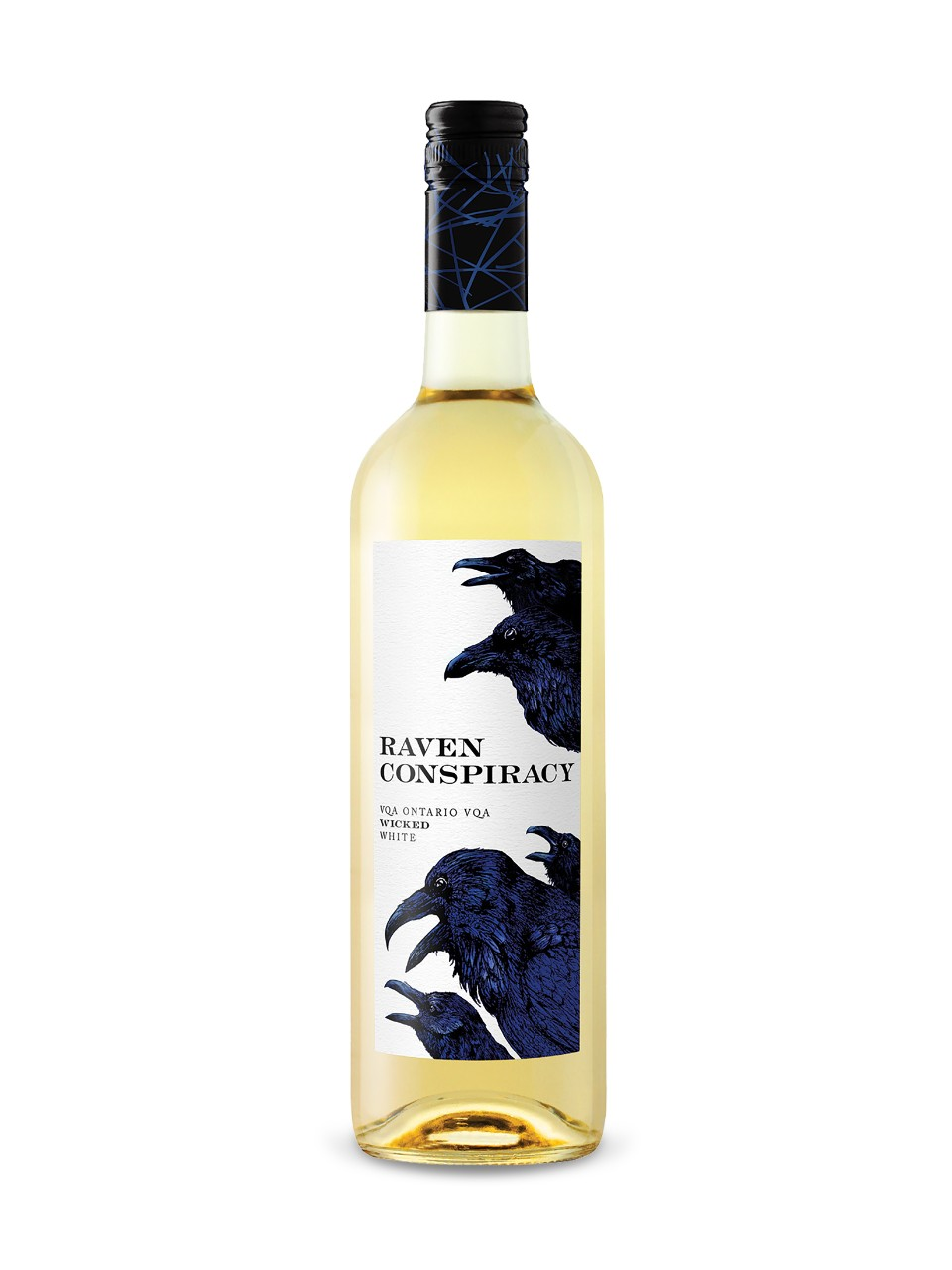 Raven Conspiracy Wicked White VQA from LCBO