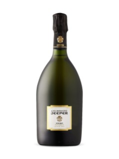 Jeeper Cuvée Naturelle Extra Brut Champagne Organic