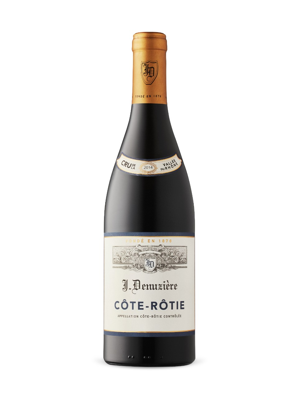 Image for Maison Denuziere Cote Rotie 2014 from LCBO