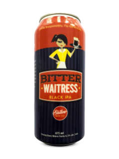 Shillow Beer Co. Bitter Waitress