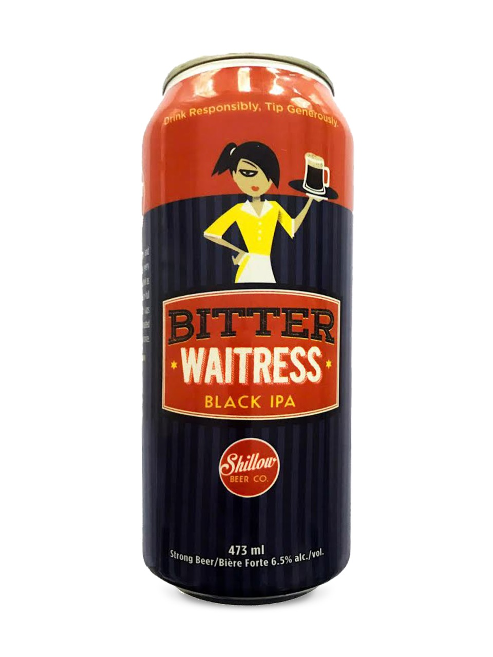 Image for Shillow Beer Bitter Waitress from LCBO