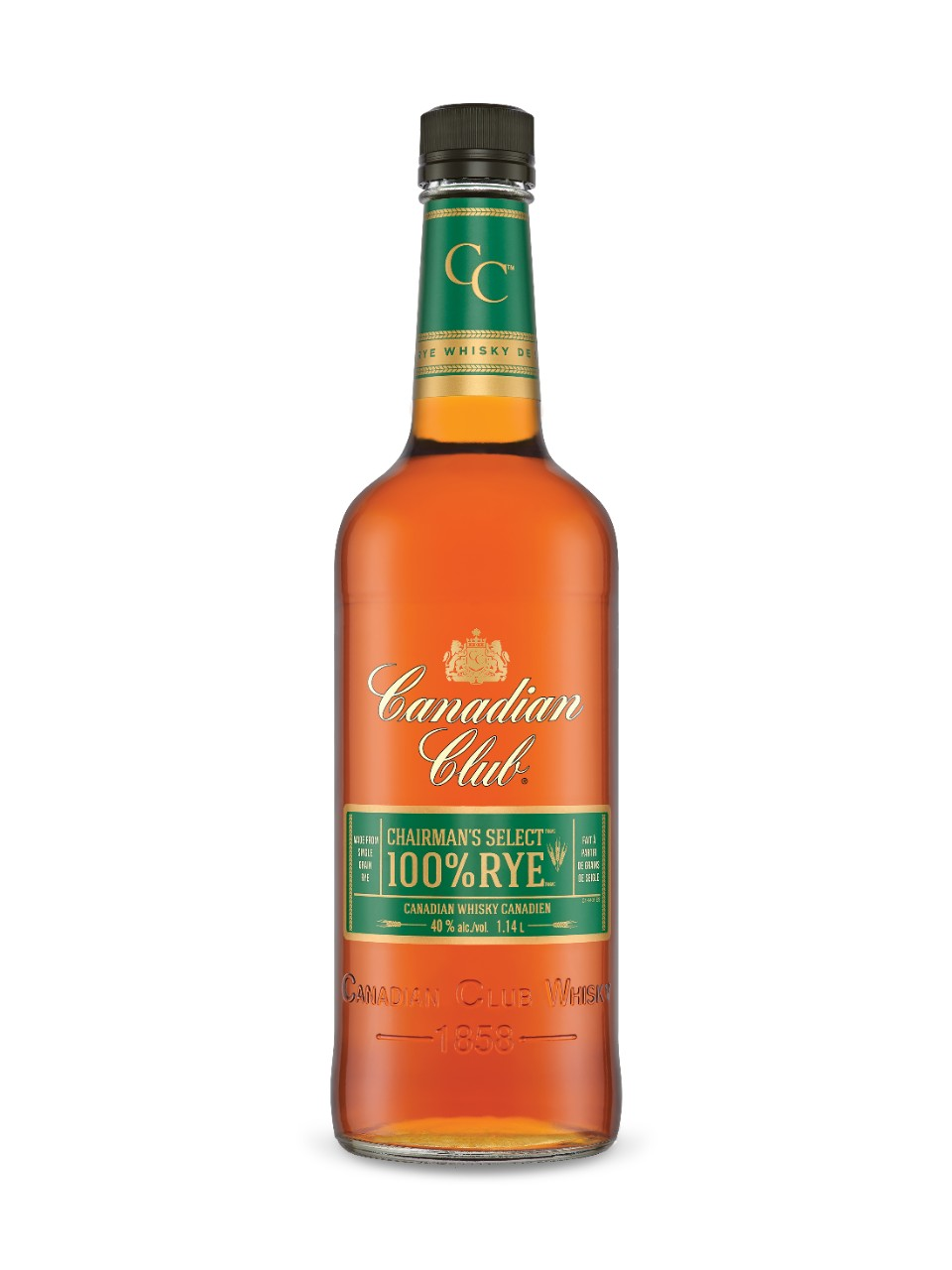 Image for Canadian Club Chairman's Select 100% Rye Whisky from LCBO