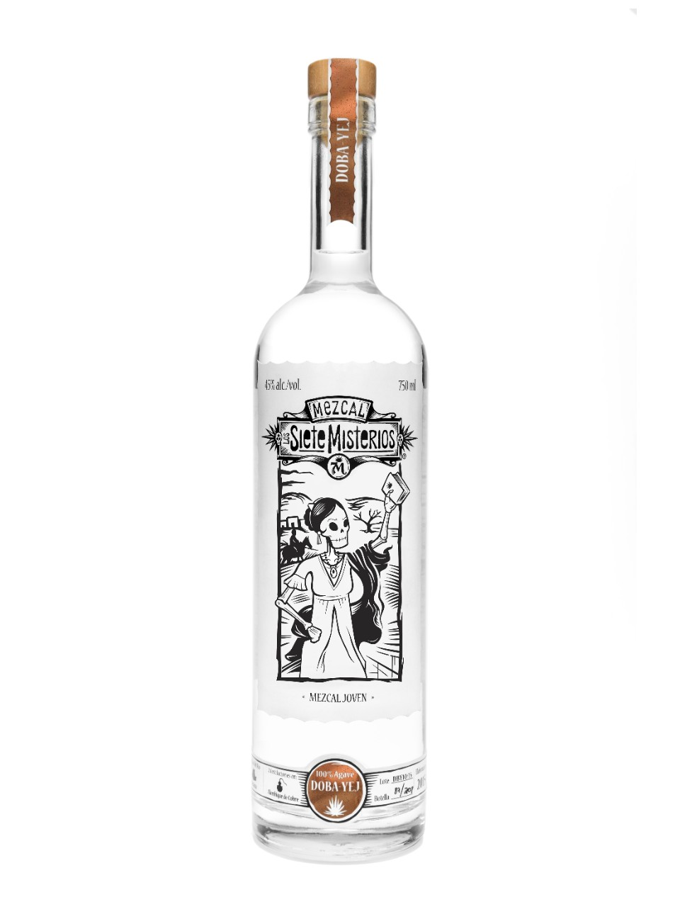 Image for Los Siete Misterios Mezcal from LCBO