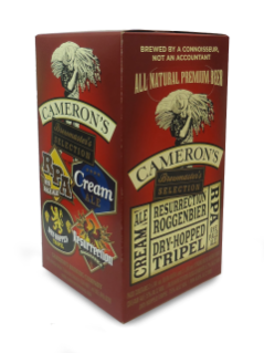 Camerons Brewmaster Selection