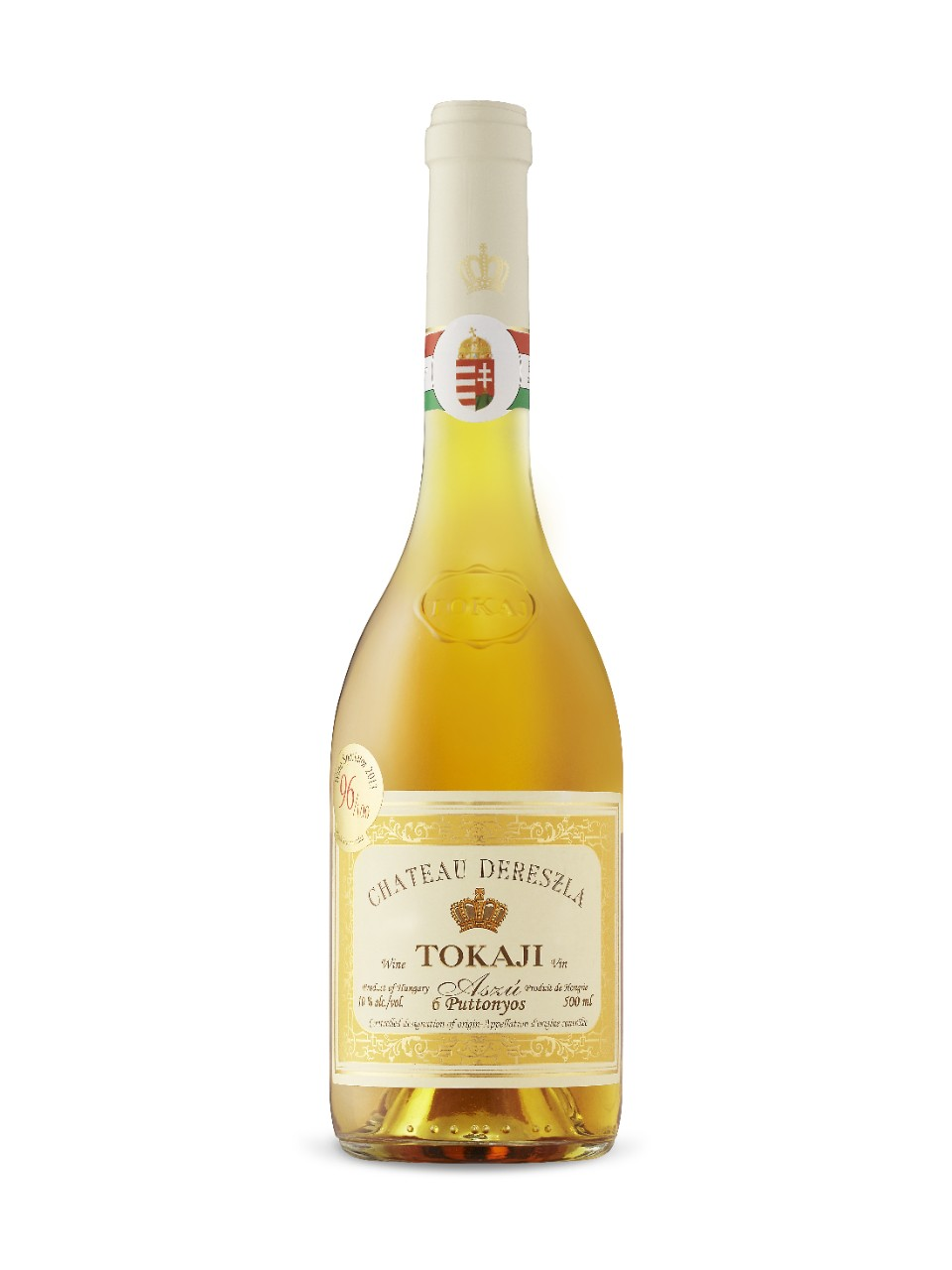 Image for Dereszla Tokaji Aszu 6P 2008 from LCBO