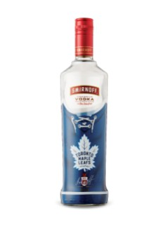 Smirnoff Toronto Maple Leaf Wrap