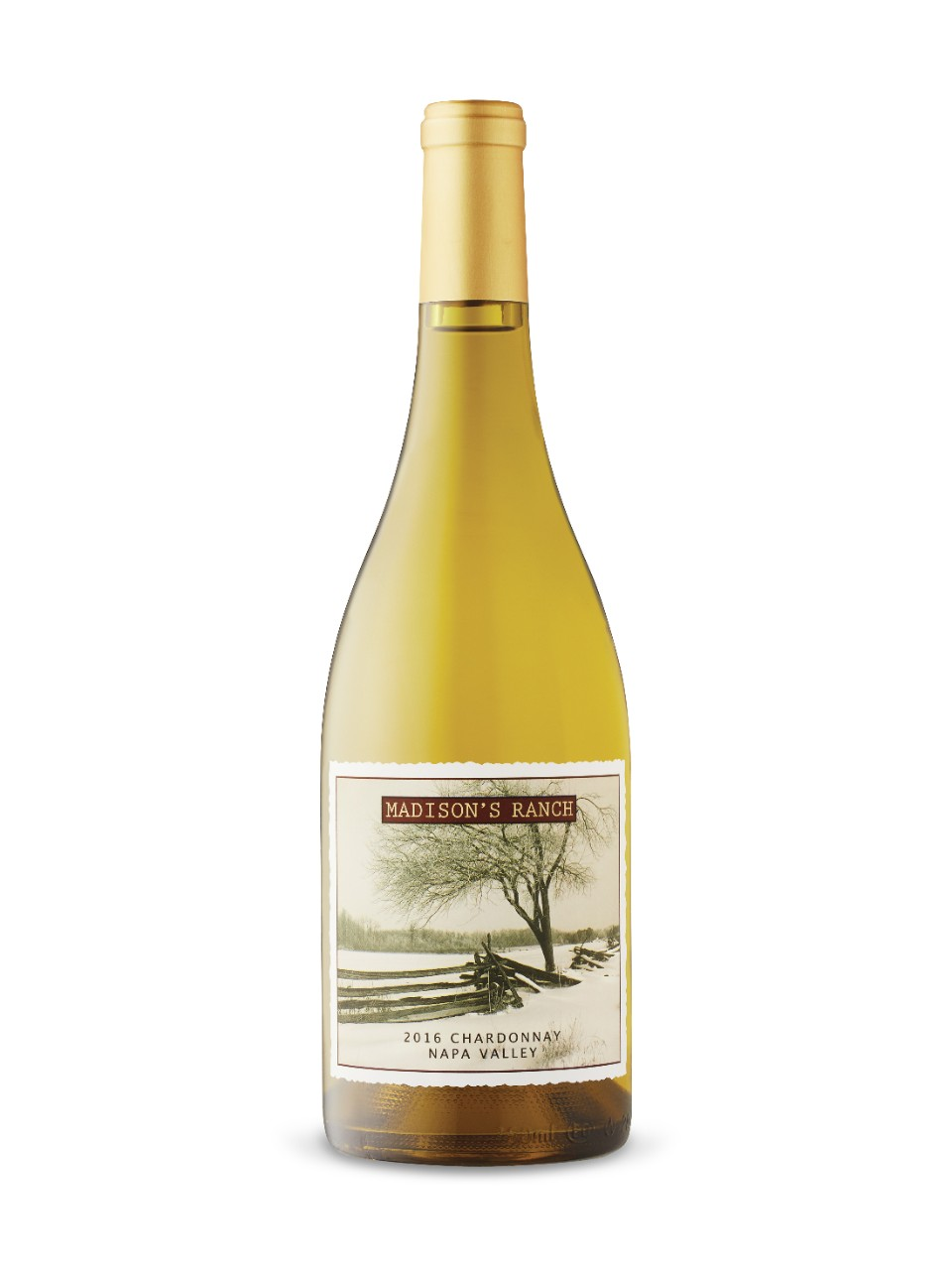 Image for Madison's Ranch Chardonnay 2016 from LCBO